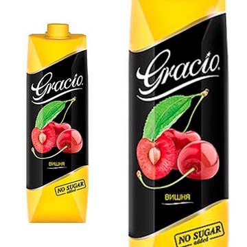Сок GRACIO (вишня)