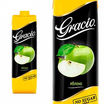 Сок GRACIO (яблоко)