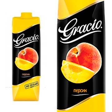 Сок GRACIO (персик)