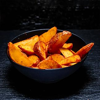 Картофельные дольки, большая порция